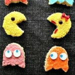 Pixels Movie Inspired Pac-Man Crispy Rice Treats