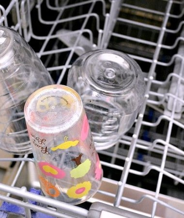 Putting off doing the dishes? Check out these easy ways to save time doing dishes and knock that chore off your list!
