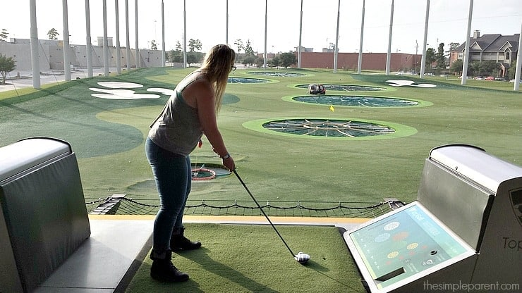 Ladies Night Out at Topgolf Spring