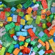 Water Play Ideas with Blocks