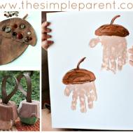 15 Adorable Acorn Crafts for Kids