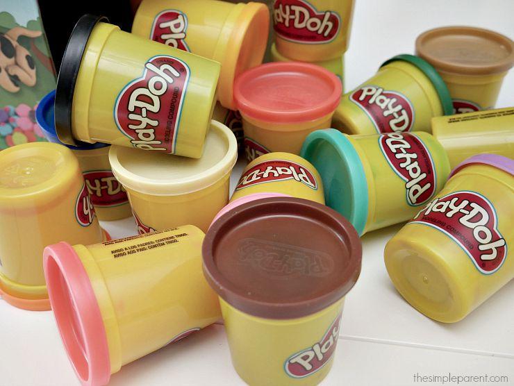 Celebrate World Play Doh Day!