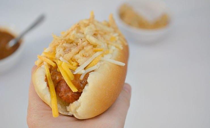 Crunchy Chili Cheese Dog Recipe