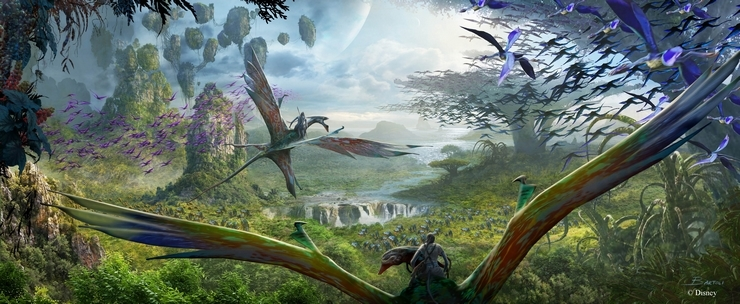 It was announced at D23 Expo 2015 that a new Avatar Land will be coming to Animal Kingdom at Walt Disney World!