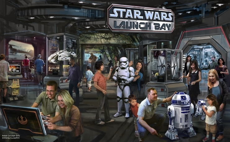 It was announced at D23 Expo 2015 that a new Star Wars Land will be coming to Hollywood Studios at Walt Disney World!