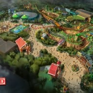 D23 Expo 2015 Parks and Resorts: Toy Story Land, Star Wars Land, Avatar Land, Oh My!