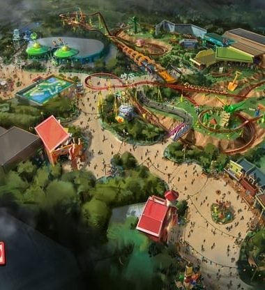 It was announced at D23 Expo 2015 that a new Toy Story Land will be coming to Hollywood Studios at Walt Disney World!