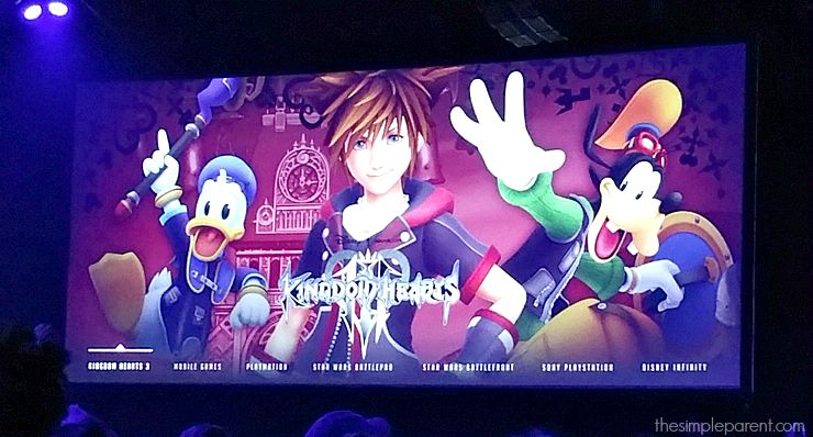 The Disney Interactive panel at D23 Expo 2015 revealed some exciting developments in the world of gaming and Disney!