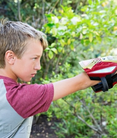 Disney Playmation brings the world of Marve;l's Avengers to life with wearable technology that promotes active play!