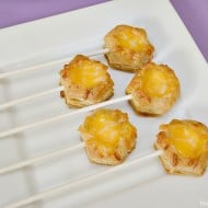 How to Make Grilled Cheese Bites