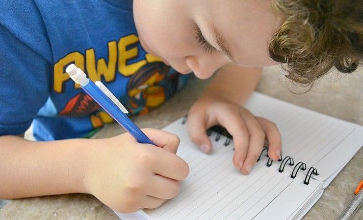 Handwriting Tips for Kindergarten