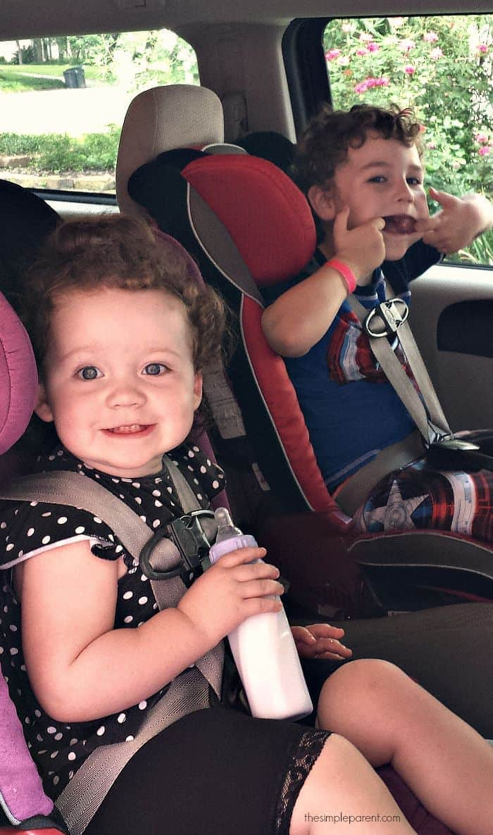 Off we go on road trip to Florida...yippee!