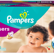 """Pampers Cruisers available at Babies """"R"""" Us"""