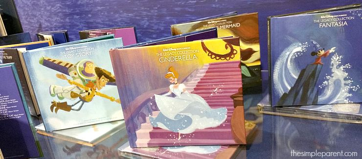 The Walt Disney Records The Legacy Collection CDs are must-haves for Disney fans or just anyone who loves the music of Disney movies!