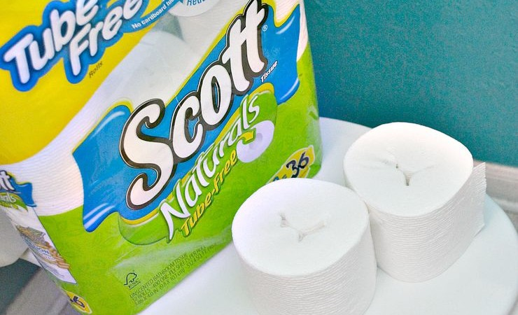 Join the Scott Naturals #TossTheTube Twitter Party on 8/26