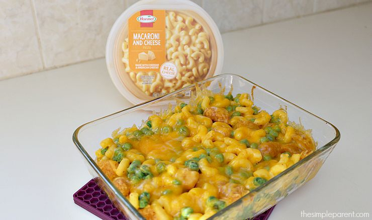 Need An Easy Family Dinner Idea Make This Quick And Easy Chicken Nugget Macaroni And
