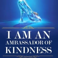 Cinderella Million Words of Kindness — Be an Ambassador of Kindness