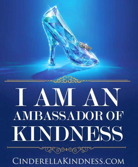 Cinderella Million Words of Kindness -- Be a Kindness Ambassador!