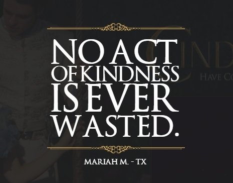 Join Cinderella Million Words of Kindness -- Be a Kindness Ambassador!