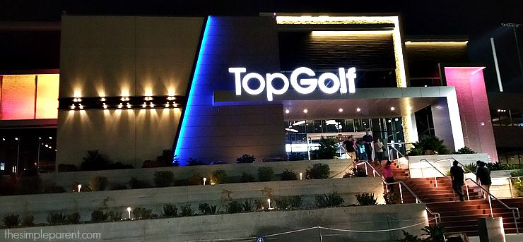 Date Night at Topgolf Spring