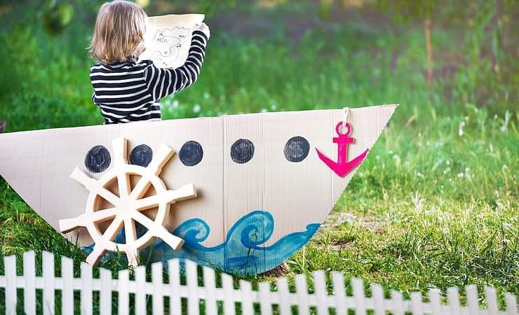 Encouraging Imaginative Play in Kids