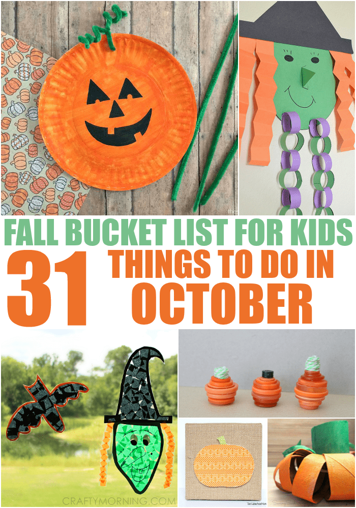 Fall kids bucket list 31 things to do in october the simple parent - Gardening in october a brief to do list ...