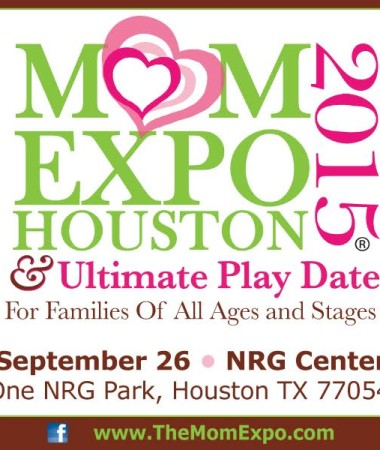 Join us on September 26th for the Houston Mom Expo 2015 at NRG Center!