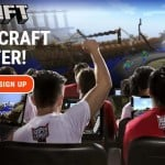 Play Minecraft in a Movie Theater with Super League Gaming this Fall