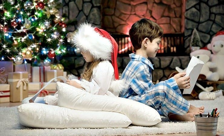 Did You Know You Can Have Stress Free Holidays with Kids?