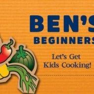 Homework Help from Ben's Beginners Cooking Contest