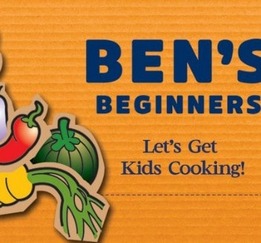 Uncle Ben's encourages families to get cooking together with the Ben's Beginners program!