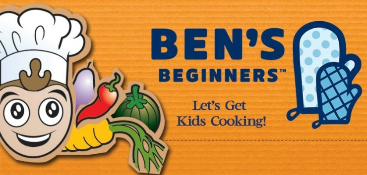 Homework Help from Ben's Beginners Cooking Contest
