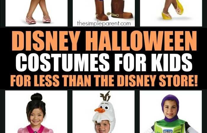60+ Disney Halloween Costumes for Kids!