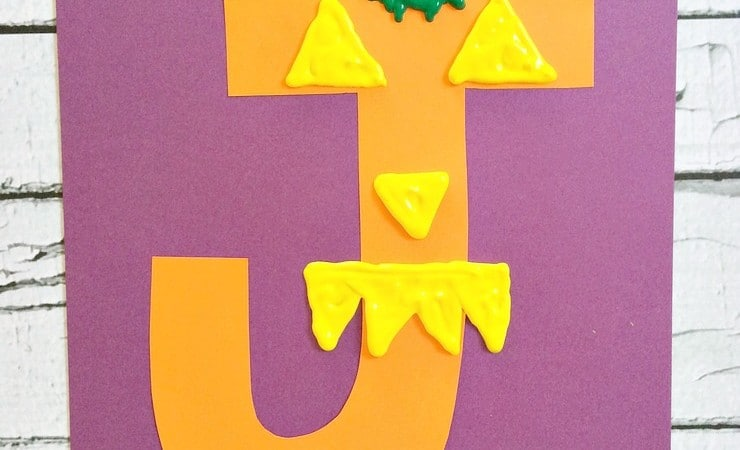 Letter of the Week Craft: Jack is for Jack-O-Lantern