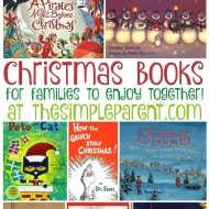 35+ Christmas Books for Families to Enjoy All December Long!