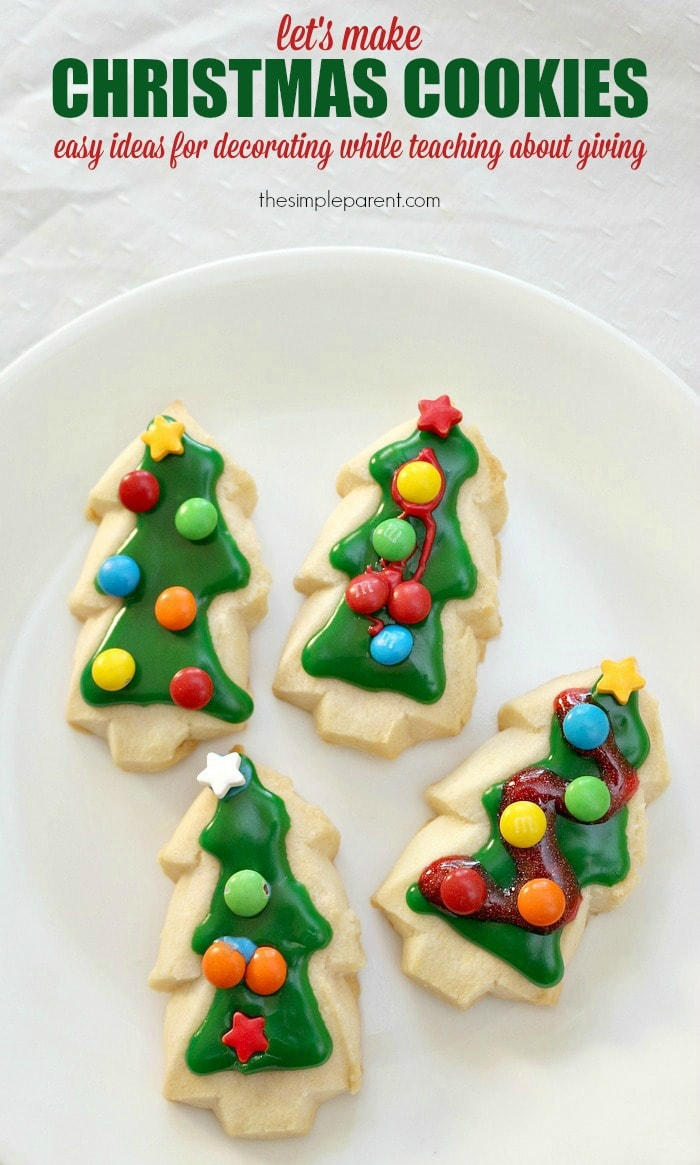 Christmas Cookie Traditions and the Meaning of the Season • The ...