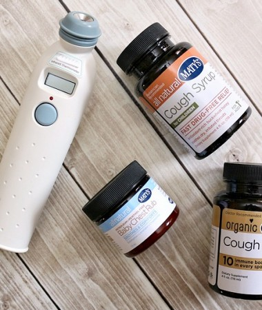 Get ready to fight back this cold season! Check out what's in our medicine cabinet and how we're taking names this cold season with natural cold remedies!