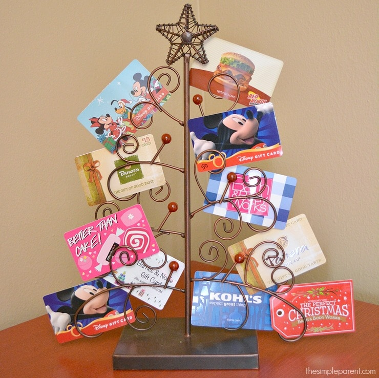 This easy gift card holder project turns gift cards into cute gifts turn your gift cards into a cute gift with this diy gift card holder its negle Images