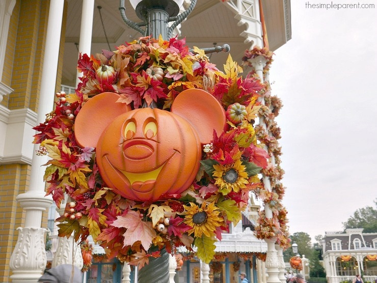 Celebrating Halloween at Disney World is fun for kids of all ages! Make fun family memories together! Don't forget to dress up!