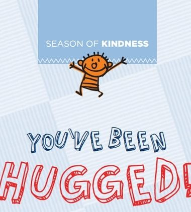 Help your kids learn the meaning of the season with holiday random acts of kindness!