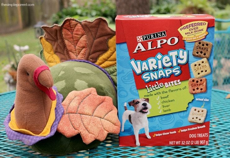 Listen to the dog -- Get Purina treats at Walmart on Black Friday and save!