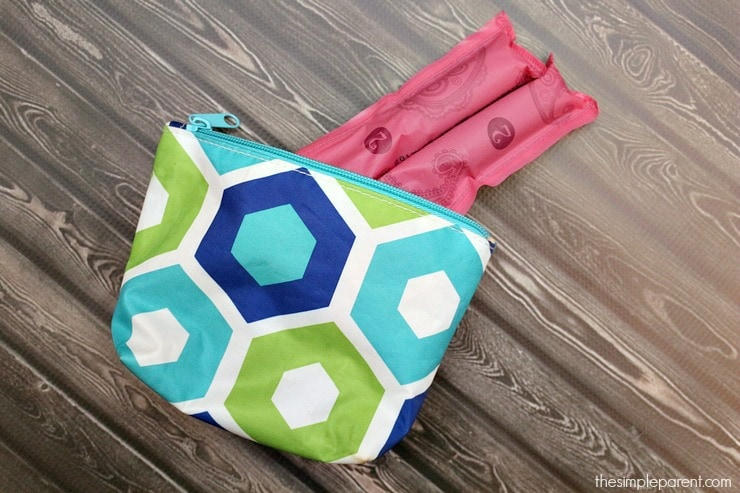 Make a mom survival kit for yourself or for another mom in your life! There are tons of great ideas!