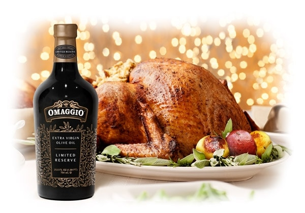 Join the #OMAGGIOLimited Twitter Party on 11/18