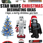 Have a Merry Star Wars Christmas with These Decorations