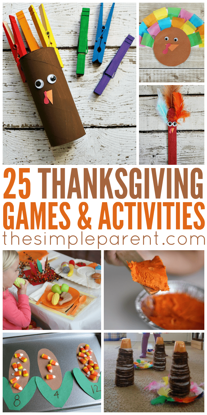 thanksgiving clothespin crafts