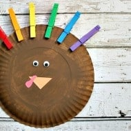 Celebrate November and Thanksgiving with fun Thanksgiving Turkey Crafts for kids!