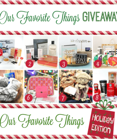 Enter to win some of mm Favorite Things of 2015! Yes, it's all about the Star Wars here!