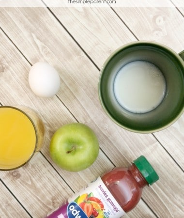 Is eating breakfast important for parents? Yes! Check out why and get some easy tips to make it happen each morning!