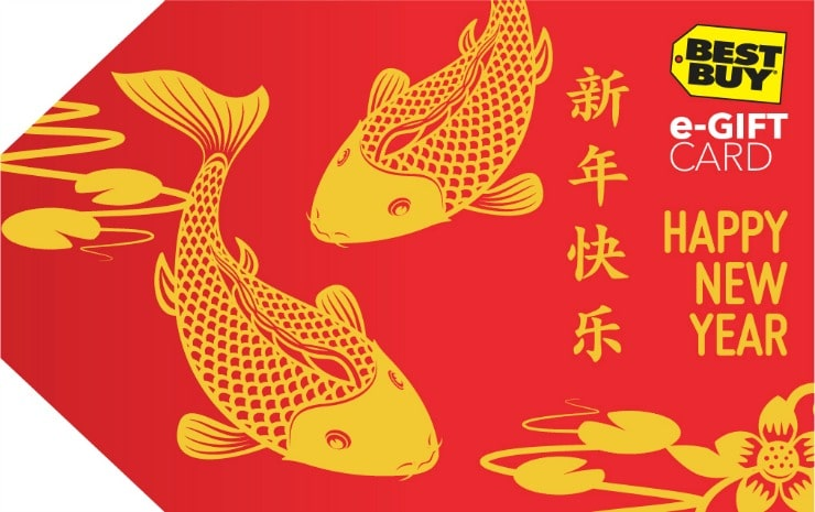 Celebrate Lunar New Year in a new way with Best Buy!