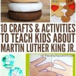 Martin Luther King Day Activities for Fun Ways to Learn!